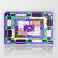 Glass Block Abstract Laptop & iPad Skin