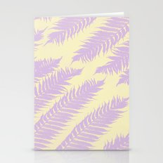 Palm Leafs Stationery Cards