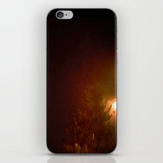 A Cold Winter Night iPhone & iPod Skin