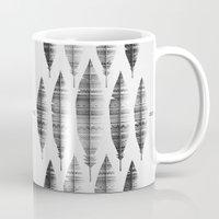 native bling (monochrome series) Mug