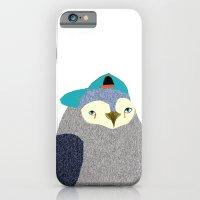Penguin Dude, penguin art, penguin illustration, penguin, penguin print,  iPhone 6 Slim Case