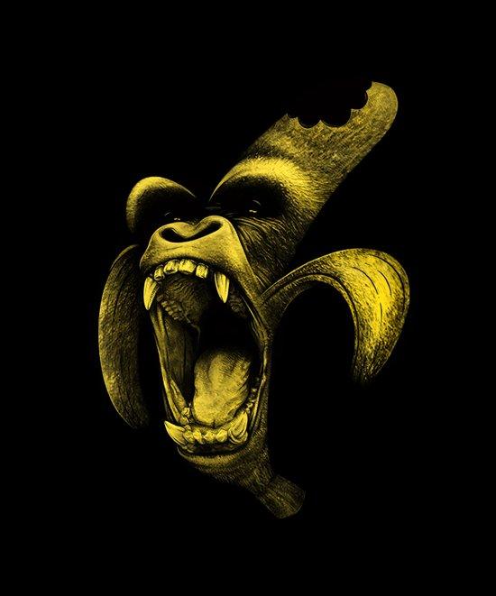 This Sh*t is Bananas Canvas Print