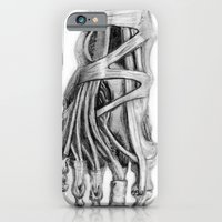 iPhone & iPod Case featuring Foot by Kr_design
