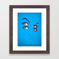 C. Framed Art Print
