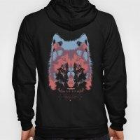 WOLF 3D Hoody