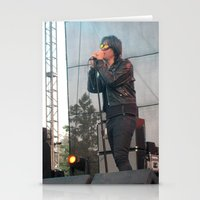 Julian Casablancas Of Th… Stationery Cards