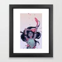 1 million Framed Art Print