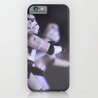 Only Imperial Stormtroopers are so precise iPhone 6 Slim Case