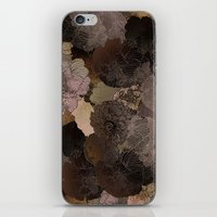 Vintage Floral Shades iPhone & iPod Skin