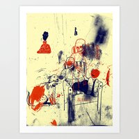 Oh Frank you did it again Art Print