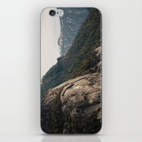 To The Mountains iPhone & iPod Skin