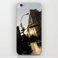New York City Union Square NYC iPhone & iPod Skin