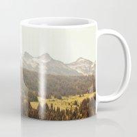 Road Through The Mountai… Mug
