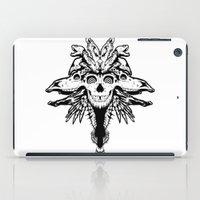 GOD III iPad Case