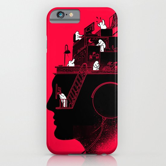 Everyday is a New Soundtrack iPhone & iPod Case