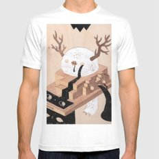 False Prophet Mens Fitted Tee White SMALL