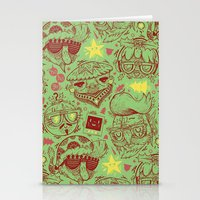 Have a Hipster Christmas! Stationery Cards