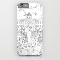 Pigeons Perspective iPhone 6 Slim Case
