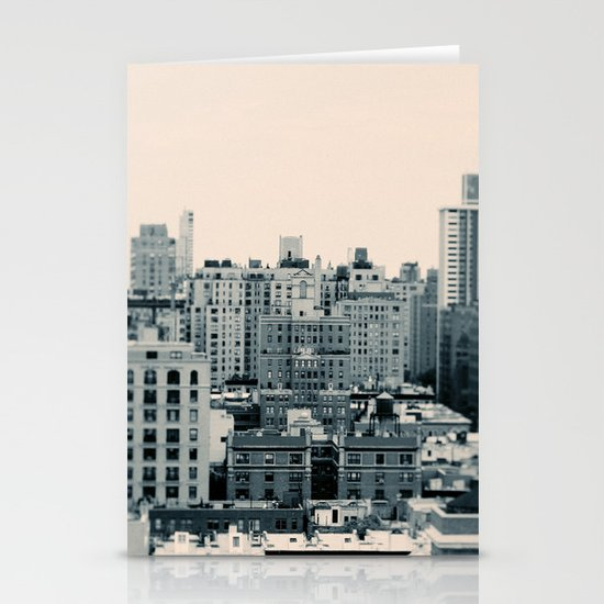 The View Stationery Card