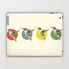 The Hummingbird Dance Laptop & iPad Skin