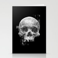Favela'Skull Stationery Cards