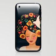 Rosarita iPhone & iPod Skin