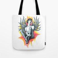 Tania Tentacles Tote Bag