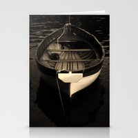 Boat of a Fisherman Stationery Cards
