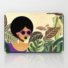 Bayou Girl IV iPad Case
