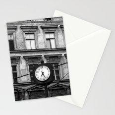 Prague 7:27 Stationery Cards