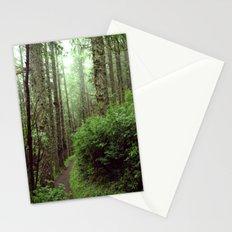 Green Scene. Stationery Cards