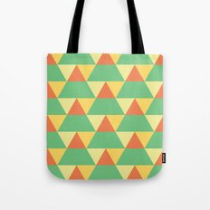 The Trees Change Tote Bag