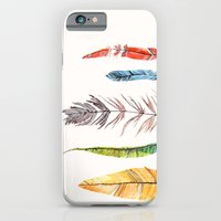 iPhone & iPod Case featuring falling all around me by MEERA LEE PATEL