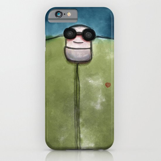 hearty cuoricino iPhone & iPod Case