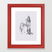The Enfield Framed Art Print