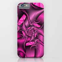 Twisted Pink iPhone 6 Slim Case