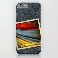 Grunge sticker of Armenia flag iPhone 6 Slim Case