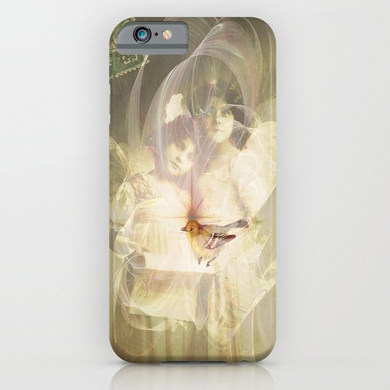 Angels Proclaim2 iPhone & iPod Case