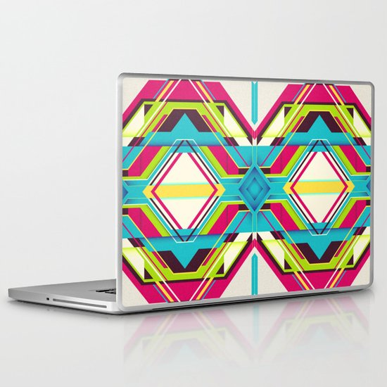 Connected Generation Laptop & iPad Skin