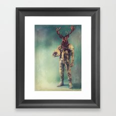 Without Words Framed Art Print