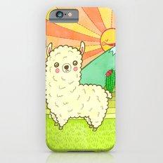 Alpaca iPhone 6s Slim Case