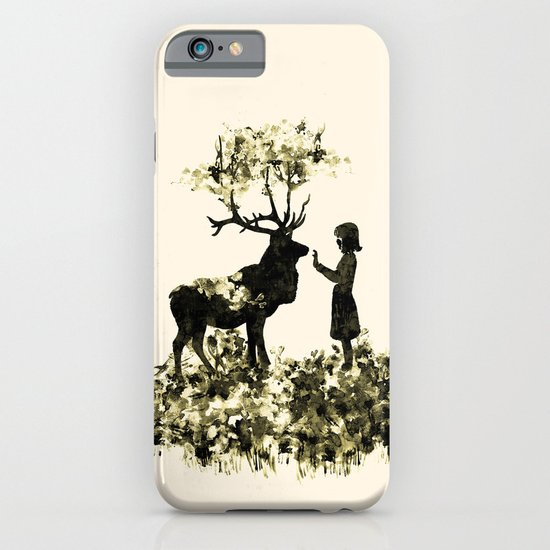 Sudden Encounter iPhone & iPod Case