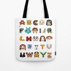 ABC3PO Tote Bag