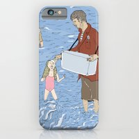 iPhone & iPod Case featuring Ice Creamed by Shane Noonan