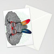 Elephunk Stationery Cards