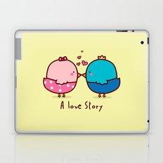 A Love Story Laptop & iPad Skin