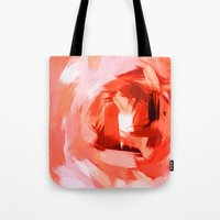BLOSSOMS - COLORS II Tote Bag