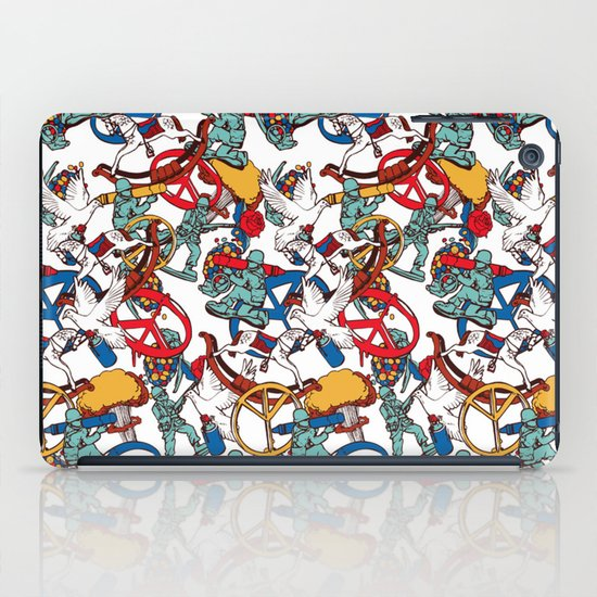 Warpaint iPad Case