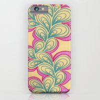 iPhone & iPod Case featuring Drops and Petals 2 by Sarah J Bierman