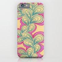 Drops And Petals 2 iPhone 6 Slim Case